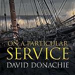 On a Particular Service | David Donachie