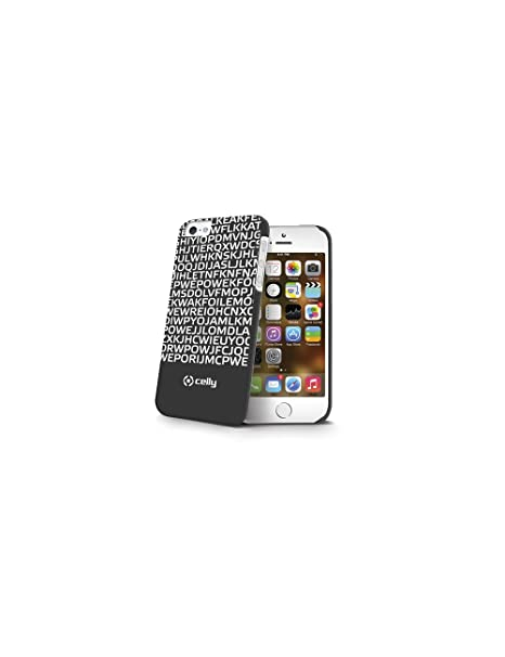 Amazon.com: Celly CLOVE185BK Case for Apple iPhone 5/5S ...