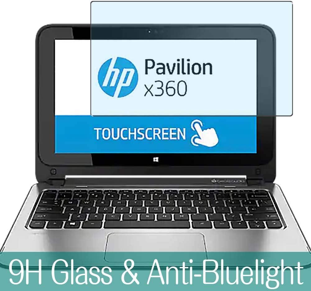 Synvy Anti Blue Light Tempered Glass Screen Protector for HP Pavilion x360 11-n000 / n010dx / n012na / n011dx / n008tu / n028tu 11.6