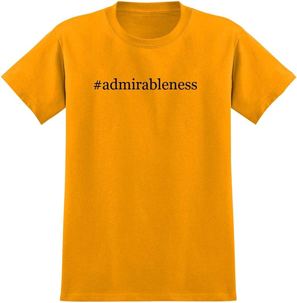 #admirableness - Soft Hashtag Men's T-Shirt