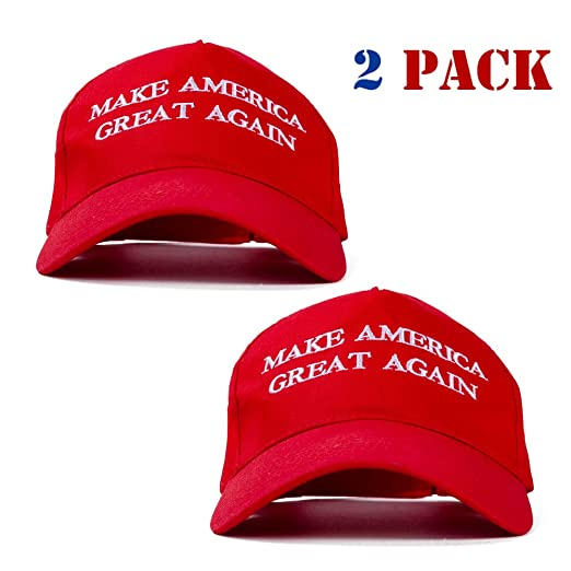 095df54ee54 Amazon.com  Make America Great Again Hat
