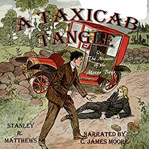 A Taxicab Tangle Audiobook