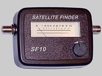 Good Connections S 1002 Satellite Finder Mit Signalton Amazon De