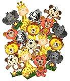 zoo animals baby shower - Small Safari Jungle Zoo Animals (4