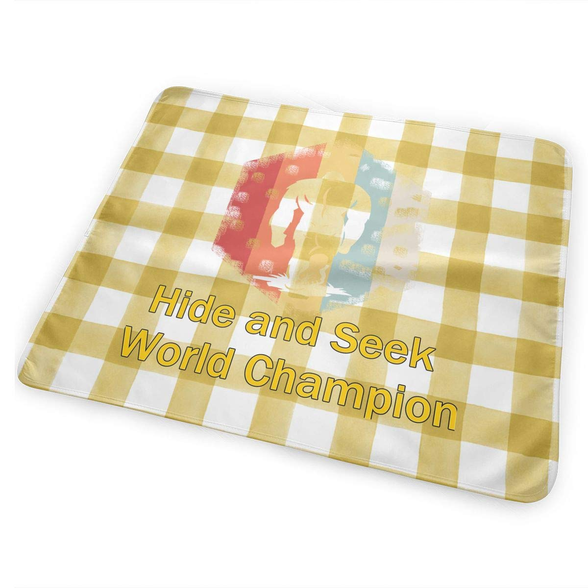 Baby Girls Hide and Seek World Champion Changing Pad Large Changing Mat