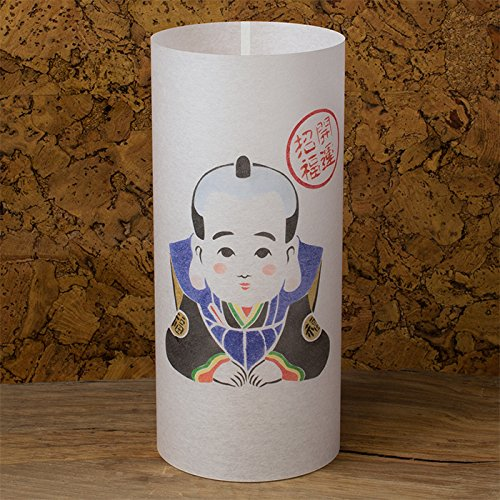 Fukusuke - Japanese Lamp Handmade - Japanese Traditional Doll