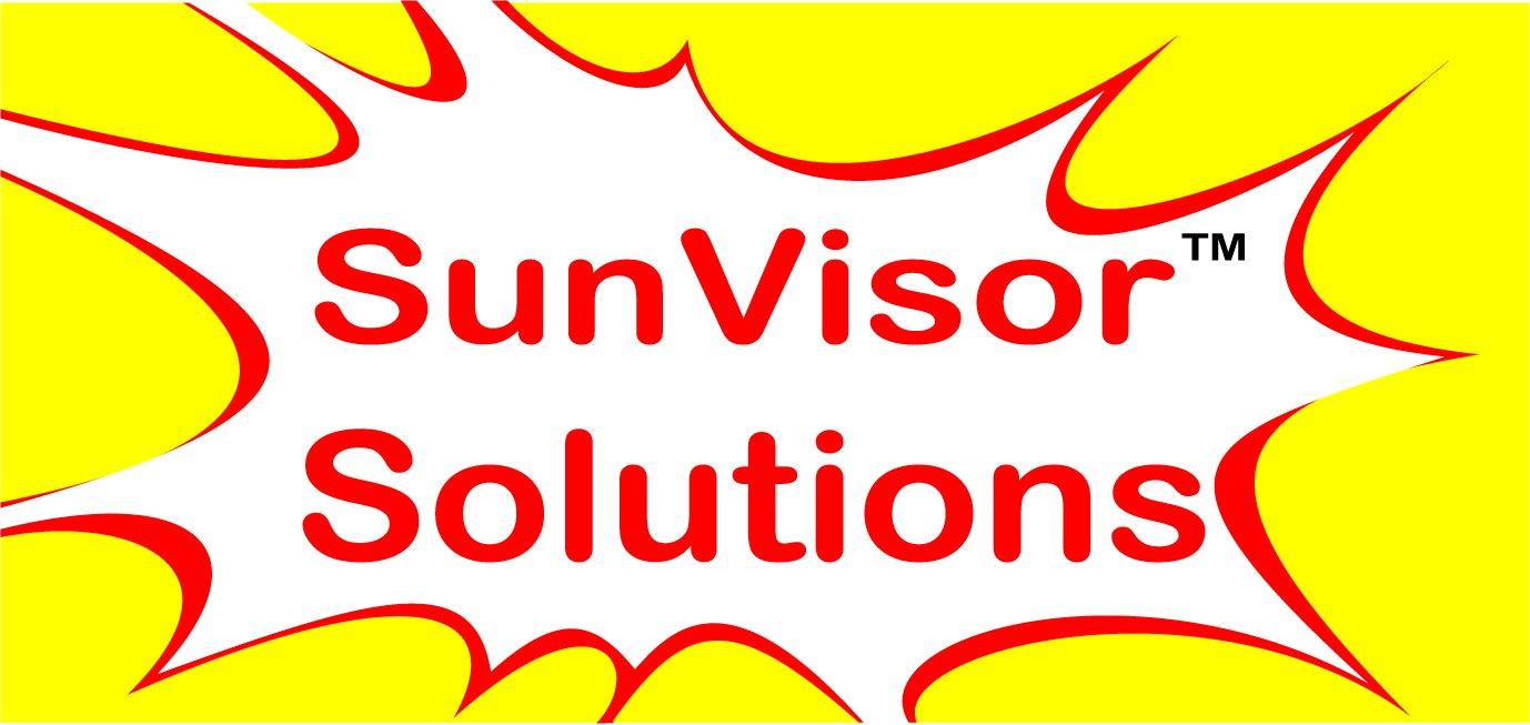 OEM Fabric Pair Sunvisor Solutions The Original for 2005-2013 Corvette C6 Cover Overlays