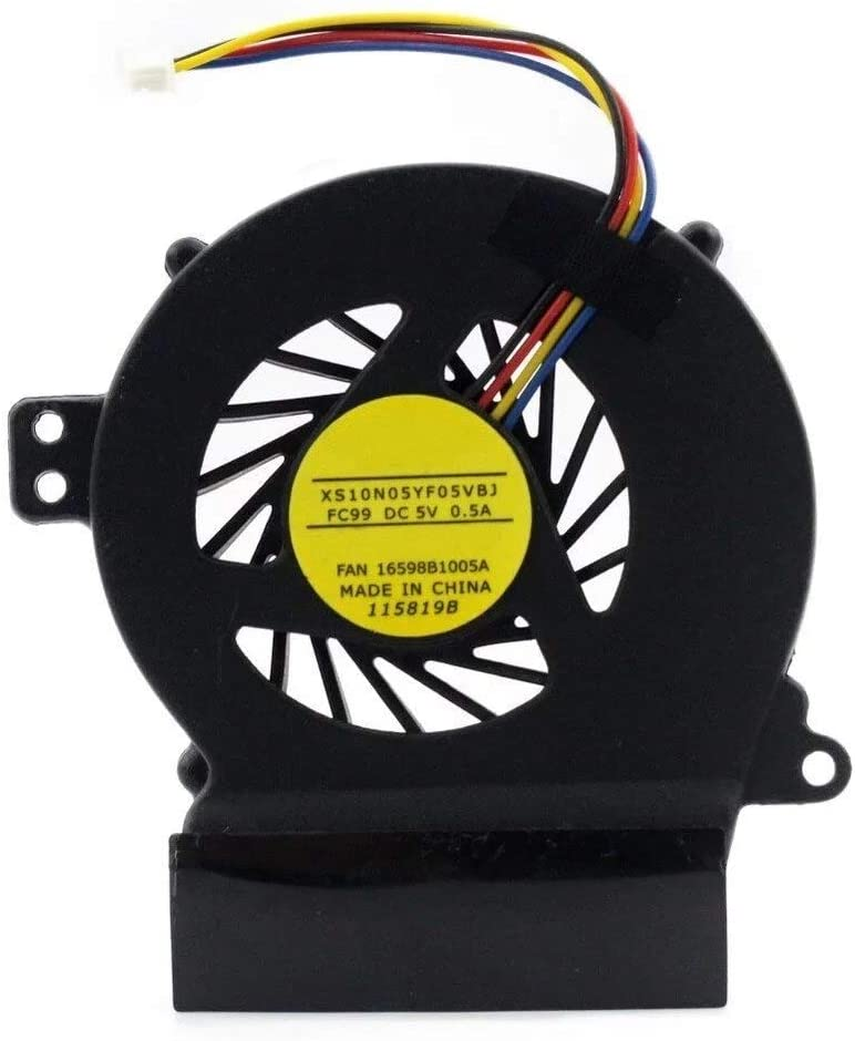 Fan Cooling ORIGINAL CPU Cooling Fan for Dell Vostro 1410 A840 A860 PP37L PP38L
