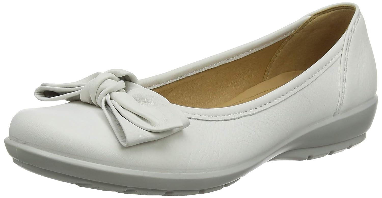 Weiß (Weiß 077) 077) 077) Hotter Damen Jewel Geschlossene Ballerinas  Kostenloser Versand