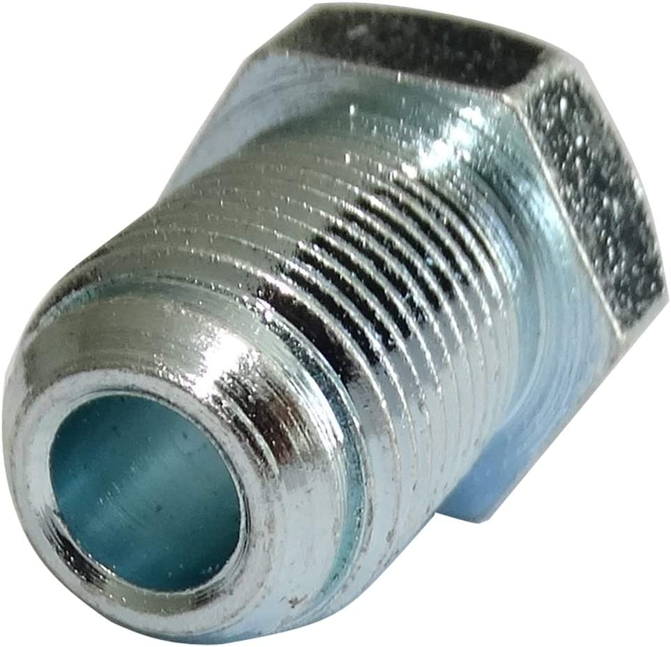 Aerzetix M12x1 C42633 Brake Pipe Fitting Pack of 2