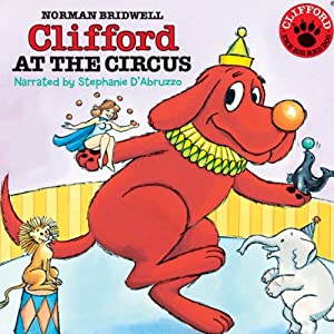Clifford at the Circus Hörbuch