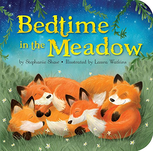 Frog Snuggler - Bedtime in the Meadow (Padded Board Books)