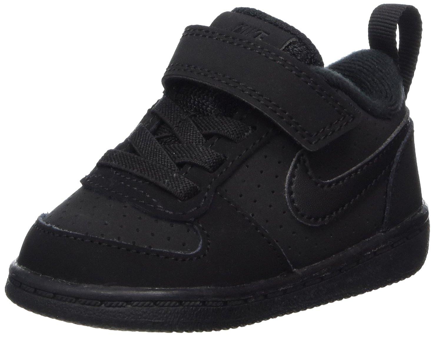 Nike Court Borough Low (TDV), Chaussures de Gymnastique garçon