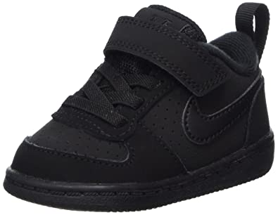 Nike Unisex-Kinder Court Borough Low (TDV) Basketballschuhe: Amazon ...