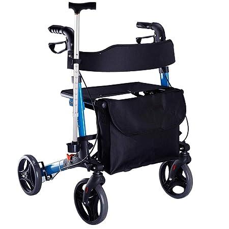 MXueei caminante ZfgG Andador de Aluminio para ...