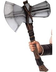 Rubie's Official Child's Marvel Endgame Thor Stormbreaker Hammer, One Size, Multi-Coloured