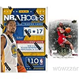 2016/2017 Panini Hoops NBA Basketball HUGE Factory Sealed Blaster Box with 110 Cards & AUTOGRAPH or MEMORABILIA Card! Plus SPECIAL BONUS Michael Jordan Hall of Fame Card! ROOKIE & INSERT in EVERY Pack