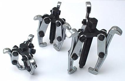 Rio nntm 3 extractores Juego de extractores de rodamientos Herramienta de 3 brazos 75 100 150