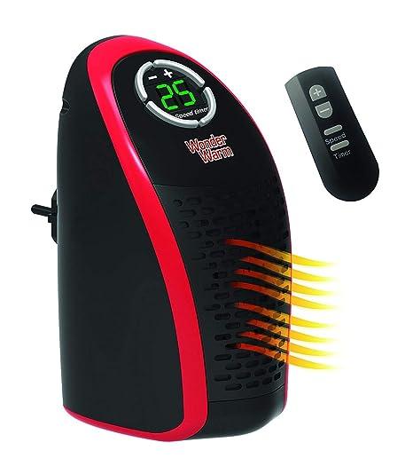 estufa Wonder Warm Eléctrico 500 W cerámica Mini Calefacción con temperatura de calentamiento de 15 hasta
