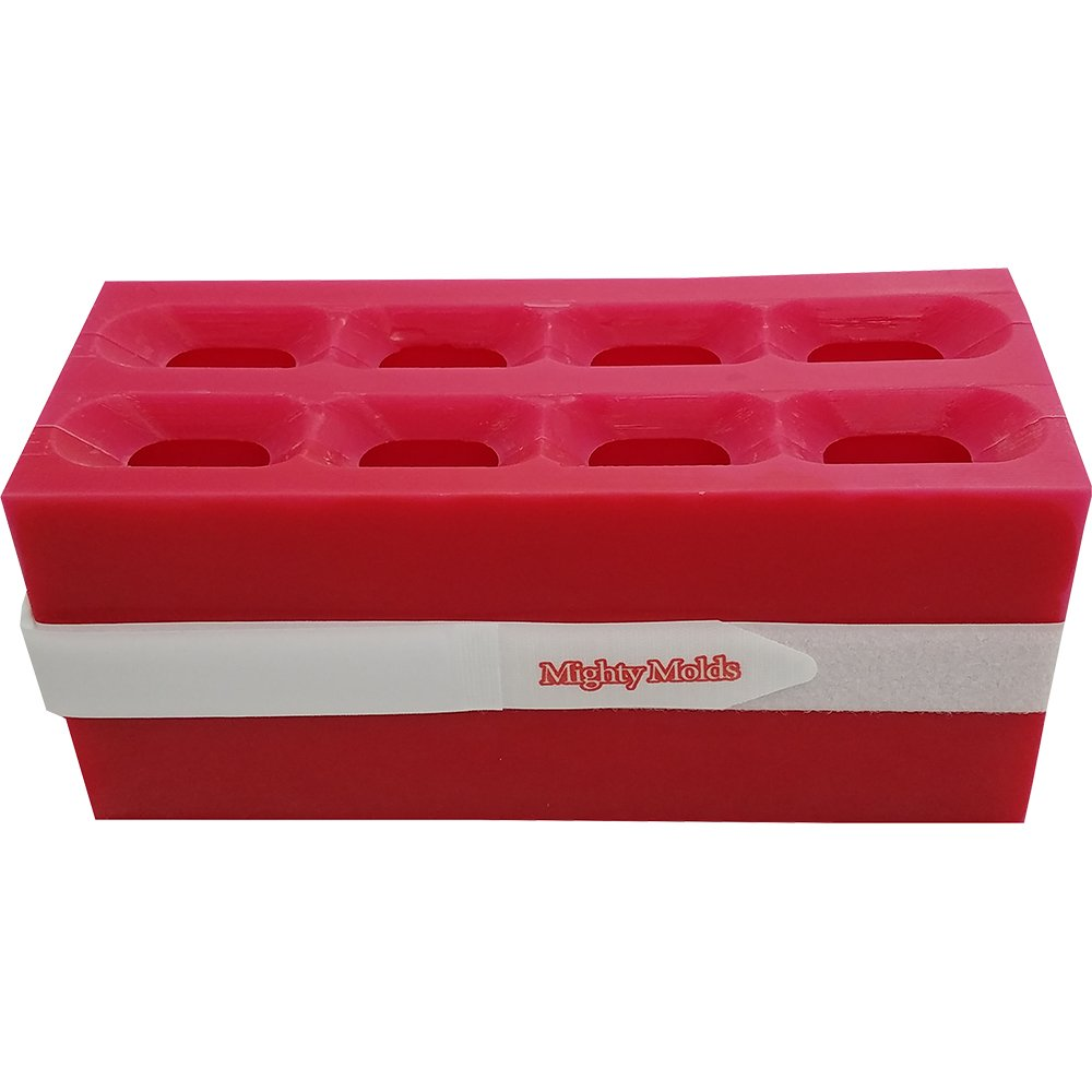 Mighty Molds Square Bar Soap Mold