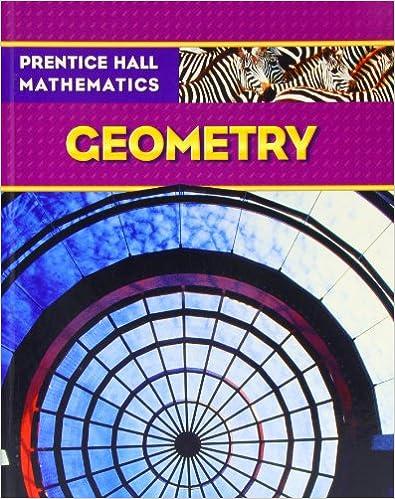 Amazon prentice hall math geometry student edition prentice hall math geometry student edition student edition fandeluxe Choice Image