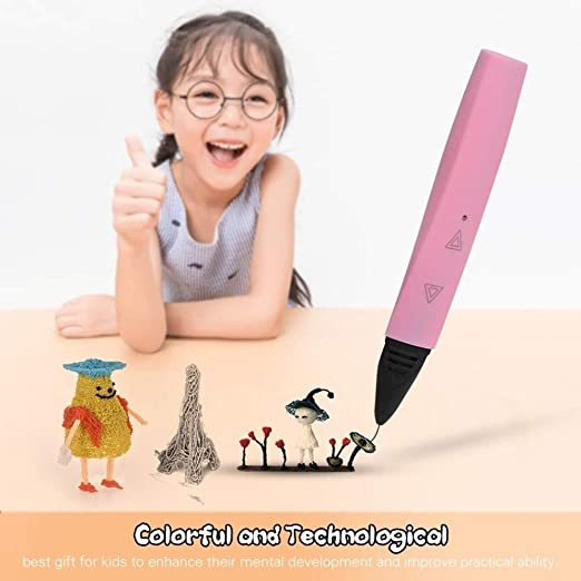 H.Y.FFYH Imprimir Pen Impresora 3D Pluma con touchkey Operature ...