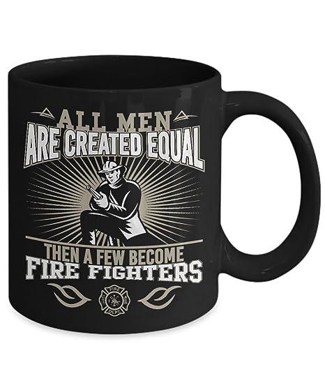 FIREFIGHTER GIFT FOR HIM Fireman Coffee Mug