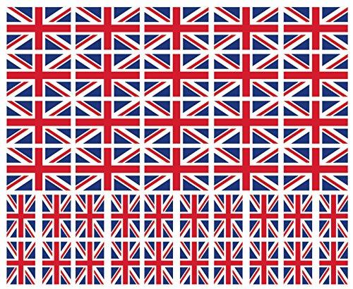 40 Tattoos: United Kingdom, British, Union Jack, UK Flag (Union Jack Tattoos)