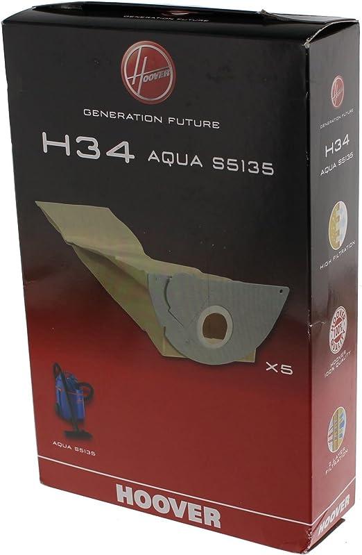 Hoover H 34 Bolsa Aspiradora: Amazon.es: Hogar