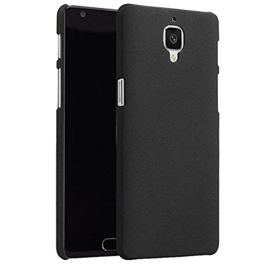 brand new ee92a 8a6b4 Voberry Original Pelosi Sandstone Skin Case Cover For Oneplus Three ...