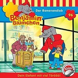 Der Bananendieb (Benjamin Blümchen 96)