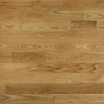"JasperHardwood Flooring - Satin Collection - Nobility Natural - Red Oak - Premiere - 4 1/2"""