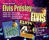 Sing The Hits of Elvis Presley 3CD+G set (Karaoke)