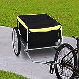 Bicycle Bike Cargo Trailer Cart Carrier Shopping Storage