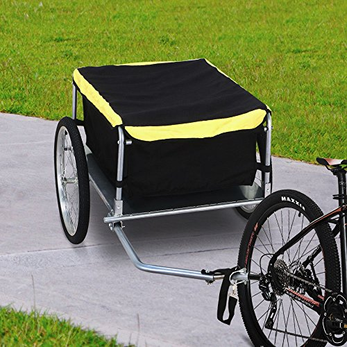 Bicycle Bike Cargo Trailer Cart Carrier Shopping - Daytona Beach Outlet