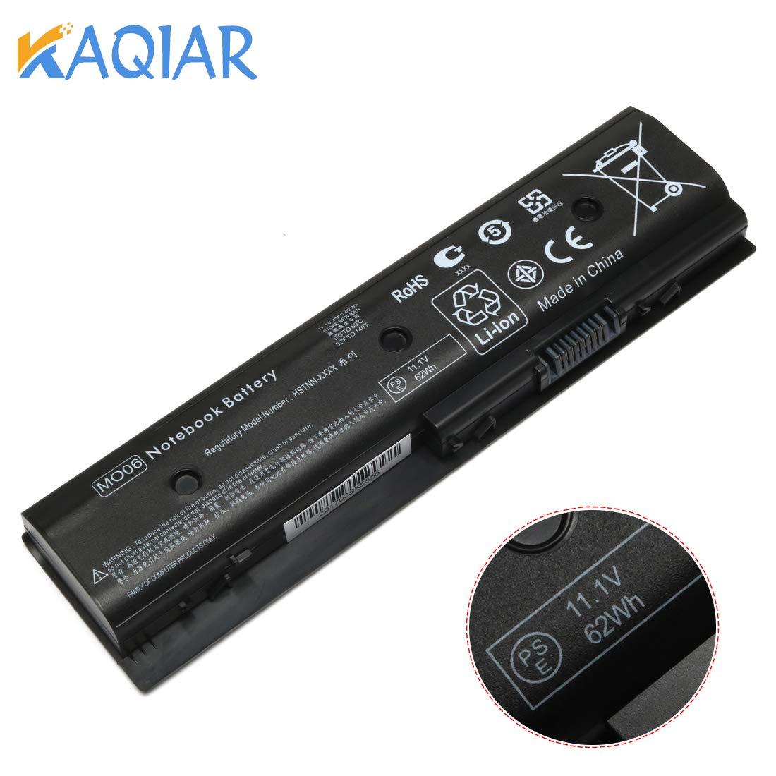 Bateria MO06 para HP Pavilion DV4-5000 DV6-7000 DV6-7099 DV6-8000 DV7-7000 MO09 HSTNN-LB3P HSTNN-LB3N HSTNN-YB3N TPN-P10