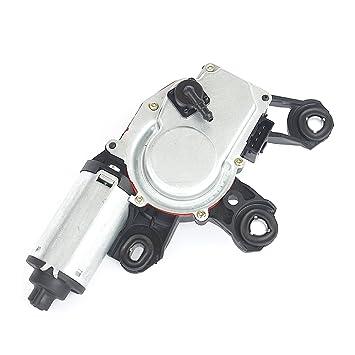 NUEVO Motor de limpiaparabrisas trasero para motor: Amazon.es: Coche y moto