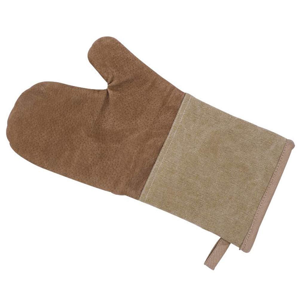 厚めのキッチン用防滑手袋特殊耐高温手袋焼き用オーブン電子レンジ用手袋厚い断熱材 SHWSM B07T6YBHQK