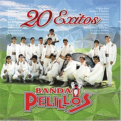 Banda Pelillos - 20 Exitos - Amazon.com Music