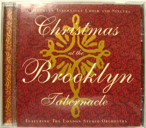 Christmas At the Brooklyn Tabernacle Featuring the London Studio Orchestra (Christmas Brooklyn Songs Tabernacle)
