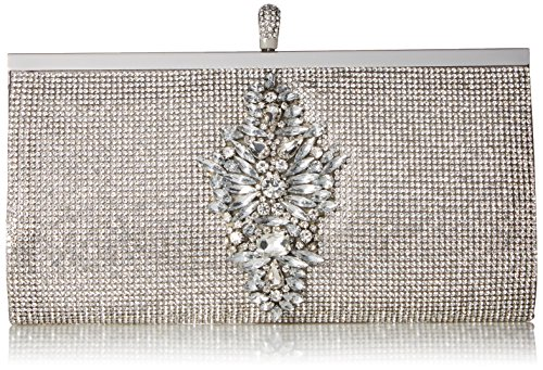 Badgley Mischka Alisha, Silver by Badgley Mischka