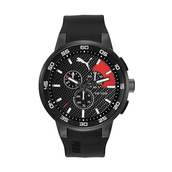 beb0d67c122 Relógio Puma Masculino Esportivo 96276GPPSPU1  Amazon.com.br  Amazon ...