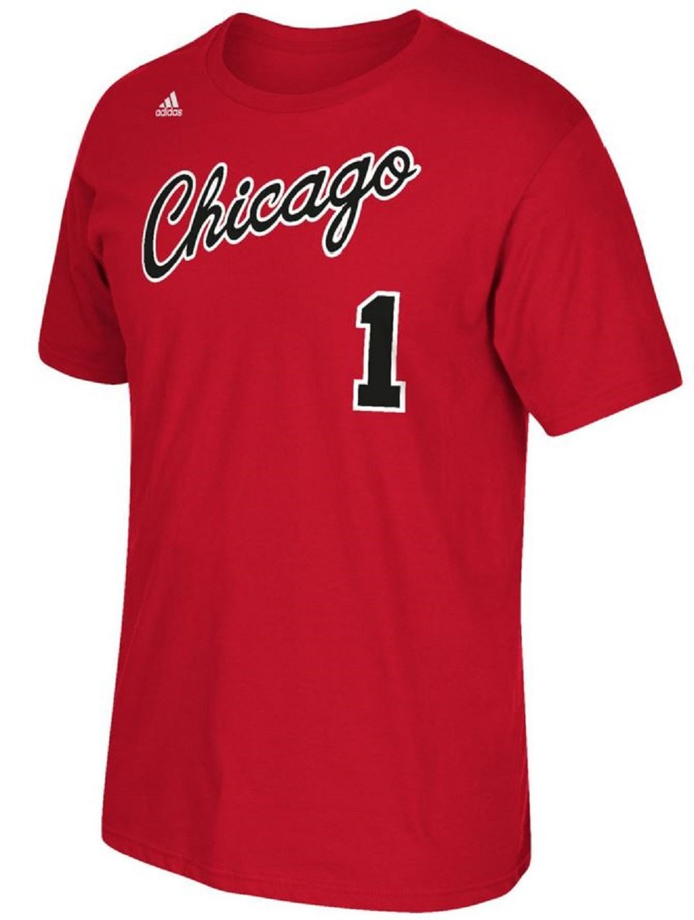 7c9f2c3ca5c Amazon.com : Outerstuff Derrick Rose Chicago Bulls #1 NBA Youth Climalite  Player T-Shirt : Sports & Outdoors