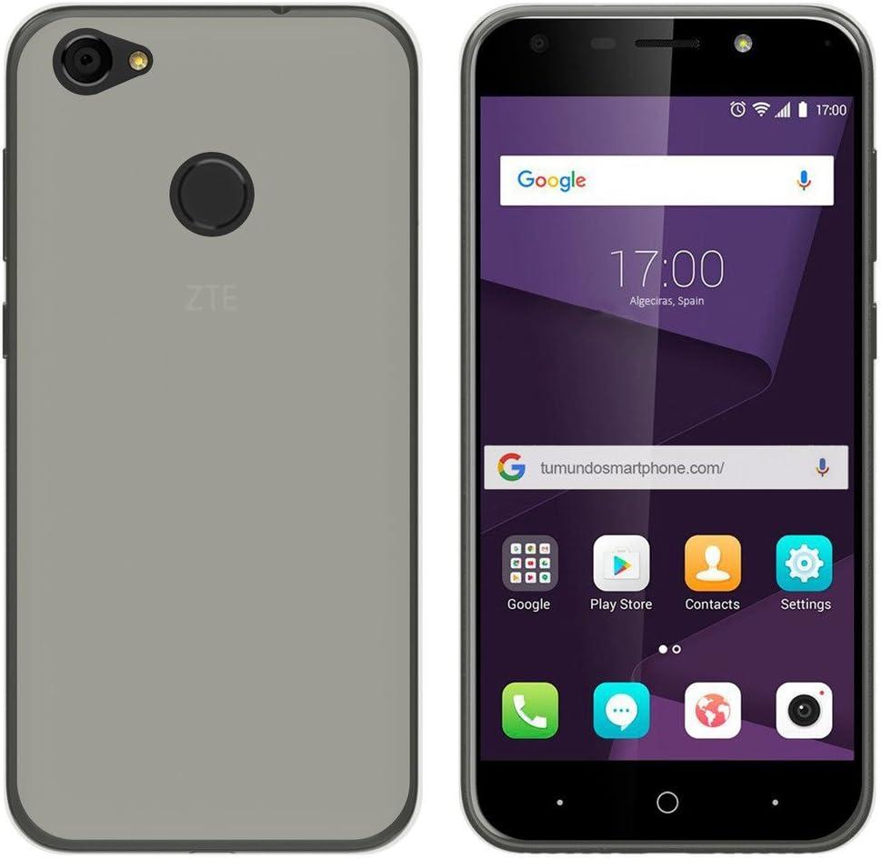 Tumundosmartphone Funda Gel TPU para ZTE Blade A6 Color ...