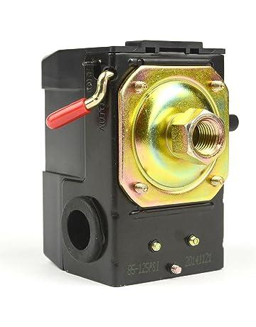 Interstate Pneumatics LF10-1H Pressure Switch - 1/4 inch Female NPT Single Port