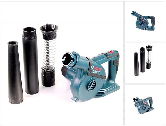 3 opinioni per Soffiatore Bosch Professional GBL 18V-120 Senza Batteria con 4 Inserti