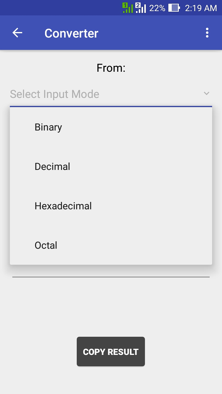 Amazon com: Binary Converter/Translator: Appstore for Android