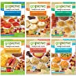 GoPicnic Gluten Free Ready-to-Eat Meals Variety 6-pack