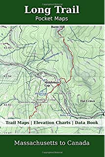Amazon.com : Vermont\'s Long Trail: Map : Sports & Outdoors