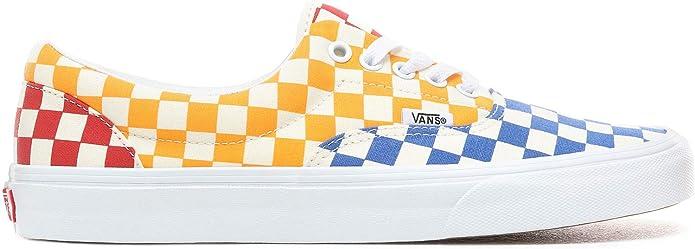Vans Era Sneaker bunt, 9.5 US 42.5 EU 8.5 UK: